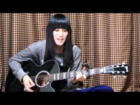 15才弾き語り「GIVE ME FIVE !」AKB48