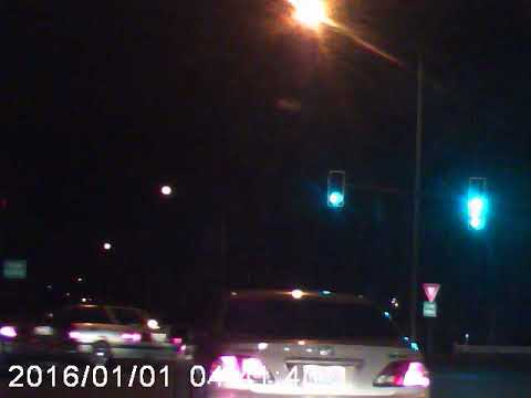 Seattle and area in my DASH CAM 82
