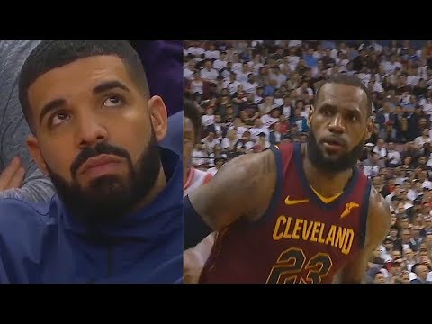 LeBron James SHUTS UP DRAKE FOR TRASH TALKING NBA PLAYERS!