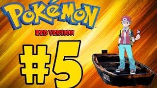 """Igramo """"Pokemon Red """" #5 - ETO NAS NA BRODU"""