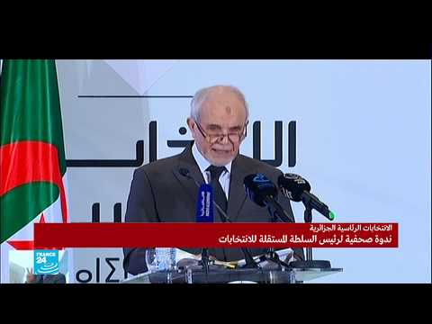 إحصائيات وأرقام عن الانتخابات الرئاسية في الجزائر  - نشر قبل 60 دقيقة