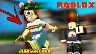 JUBISCLEUDA SAVED ALL! -ROBLOX (Murder Mystery 2)