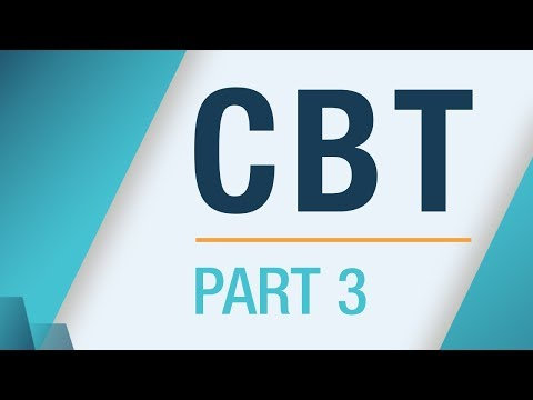 CBT Part 3 – CBT in addiction