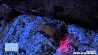 GTA 5 Spaceship Parts Locations: Mount Josiah Area (#6-9)