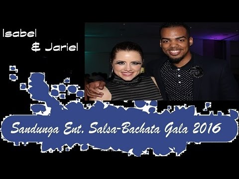 Isabel Freiberger & Jariel Garcia  | Salsa Social Dancing | Sandunga Ent. Salsa & Bachata Gala 2016