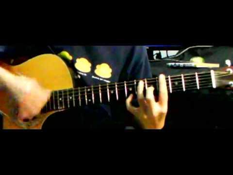 1/2 Rurouni Kenshin OP2 Guitar Cover