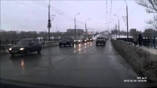Собака пешеход г.Рыбинск