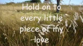 Sister Hazel - Hold On (with lyrics)
