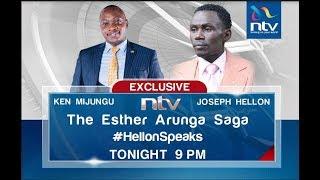 LIVE: The Esther Arunga Saga || NTV Tonight with Ken Mijungu