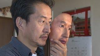 """Японцы научились """"клонировать"""" лица / Clone Your Face"""