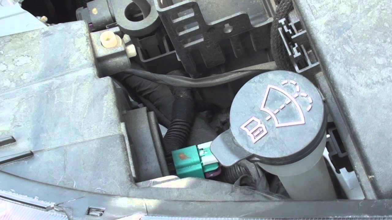 Chevrolet Cruze Owners Manual: Washer Fluid