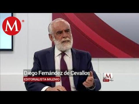 Bartlett y Fernández de Cevallos se enfrentan por presunto fraude en 1998