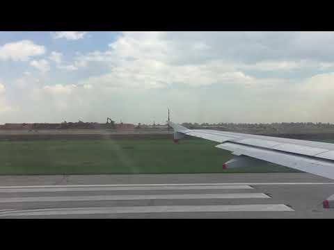 SilkAir Flight MI350 - Departing Changi International Airport