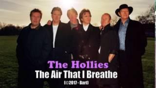 The Hollies - The Air That I Breathe (Karaoke)