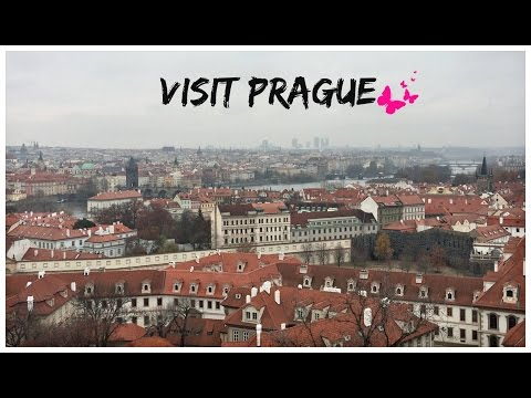 Welcome To Prague (Capital of The Czech Republic) | Travel Dairy