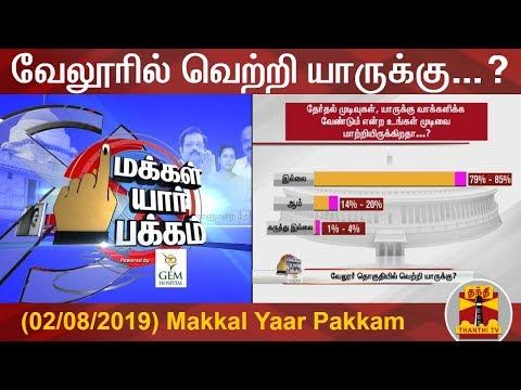 (02/08/2019) Makkal Yaar