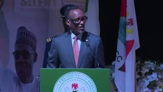 Anti-Corruption Summit | Keynote address by President Kagame | Abuja, 11 June 2019