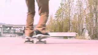 Skateboard Tricks: Backside Big Spin Preparation