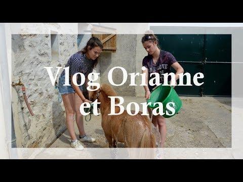 [JOURNÉE] Vlog Orianne et Boras