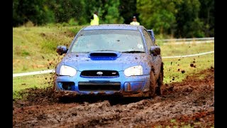 SUBARU VS MUD