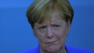 Меркель объявила, что покинет пост канцлера Германии в 2021 году