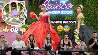 Throwing My DREAM QUINCEANERA!! *emotional* | Louie's Life