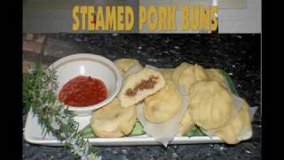 CAMP OVEN STEAMED PORK BUNS
