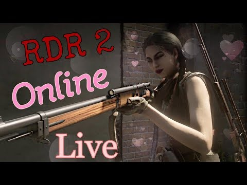 Red Dead Redemption 2 Online Fast Money/Hunting thumbnail
