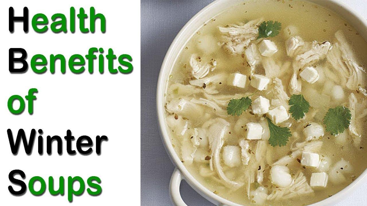 benefit of soup in winter☃ | chicken soup benefits in hindi | soup peene ke  fayde | fatloss,skin