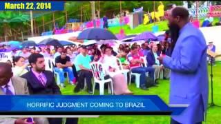 DESASTRE APOCALÍPTICO VINDO AO BRASIL!!! DEUS ORDENA UM DIA DE JEJUM NACIONAL! PROFETA DAVID OWUOR thumbnail