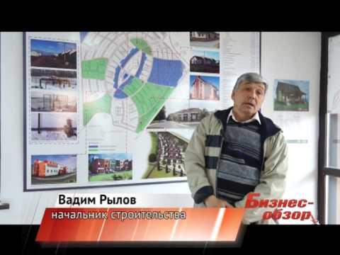 Комплексная застройка поселка Новобулгаково