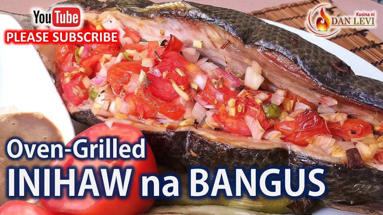 Download EASY COOKING / How to cook Inihaw na Bangus Recipe | INIHAW NA BANGUS | GRILLED MILKFISH