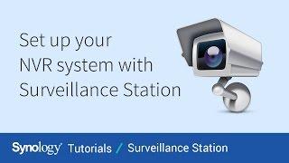 SYNOLOGY Surveillance Station Pack 4 Licence Camera vidéo