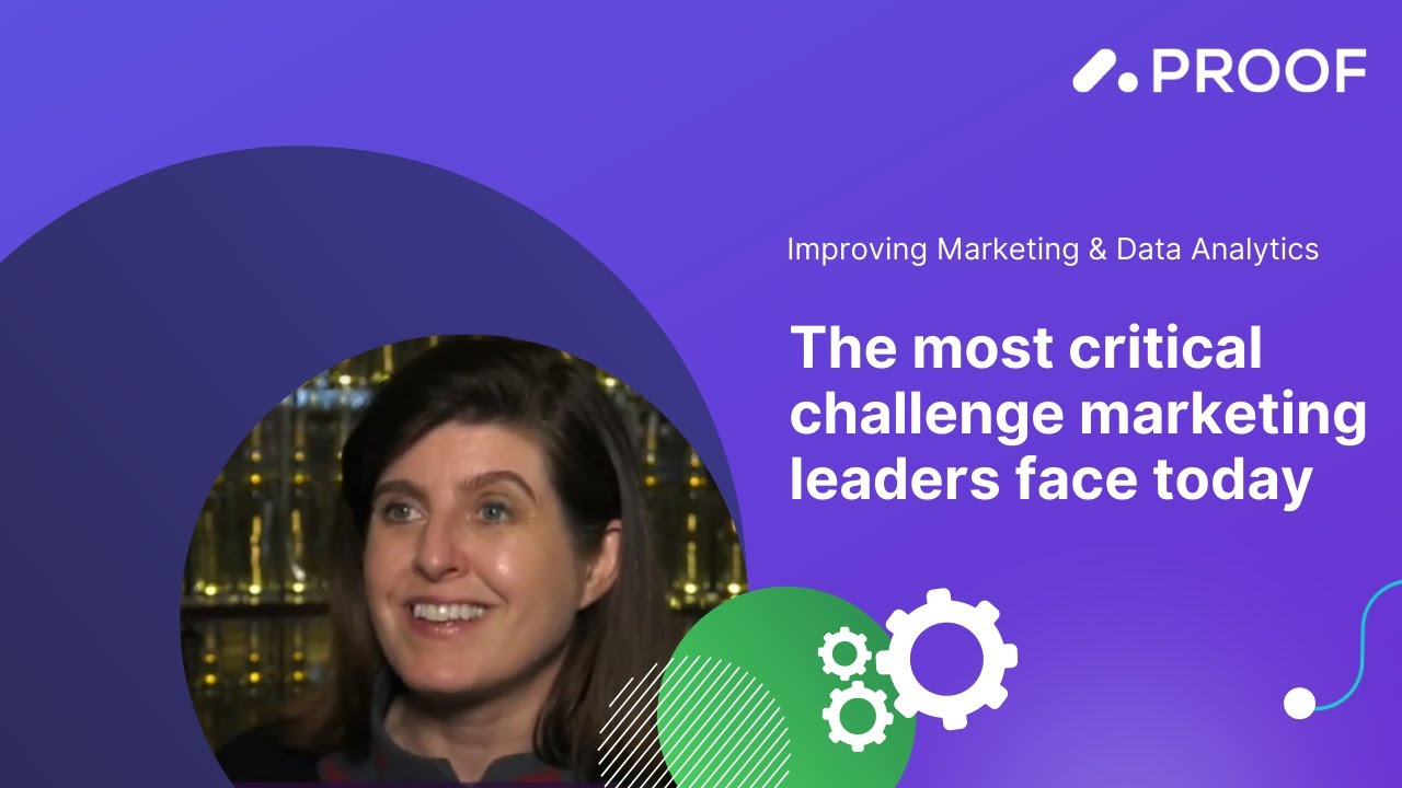 What needs to change in marketing today? Julie Brown, Market Leader at Johnson Controls