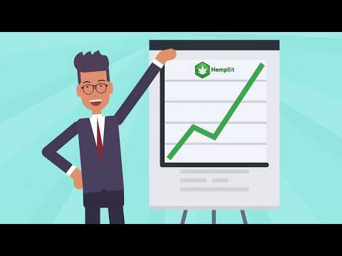 HempBit Seed to Sale Hemp & Cannabis Blockchain Solution