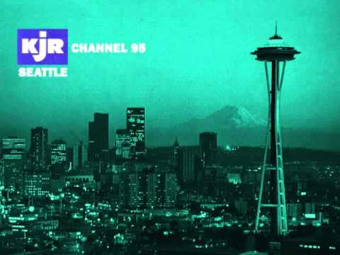 Seattle Washington Radio KJR- PAMS Series 33- Fun Vibrations