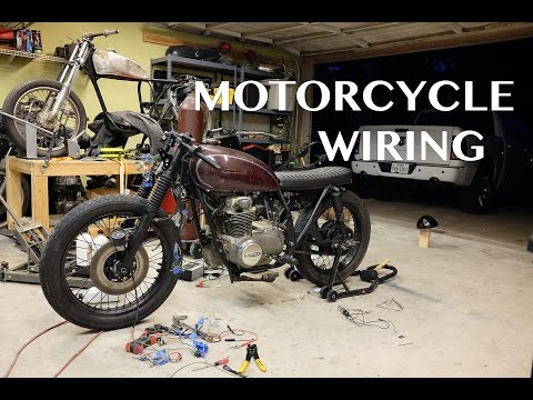 Wire Harness 1978 Honda Cb550 | Wiring Diagram on