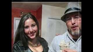 Angie Varona and Dad