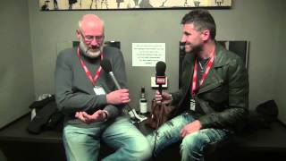 Fish Interview (Backstage at Planet Rockstock 2013)