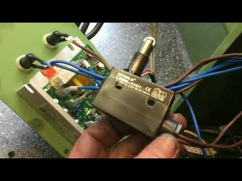 WARCO WM180 Motor failure and removal