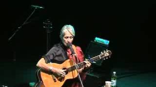 JOAN BAEZ - DAY AFTER TOMORROW, Milano 2008