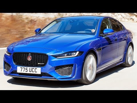 2020 Jaguar XE R-Dynamic S - Compact Sedan With Sporty Character