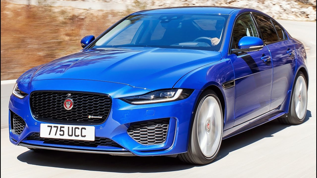 2020 Jaguar Xe R Dynamic S Compact Sedan With Sporty Character