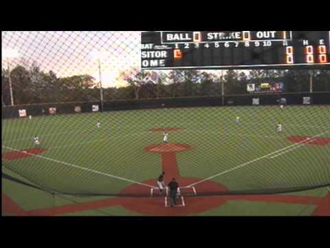 Baseball:  Tyler vs Arkansas Baptist College (Mar. 12, 2016)