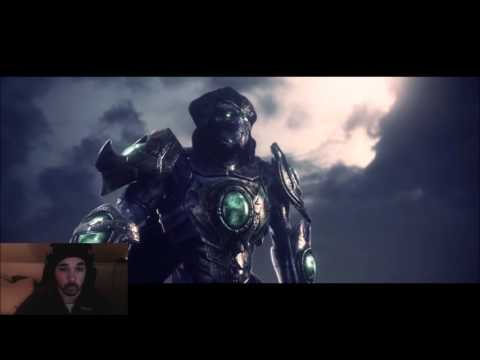 Starcraft Universe Cinematic Trailer! My Reaction!