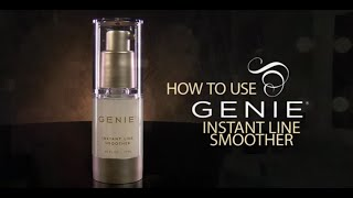 GENIE Instant Line Smoother tips with Patty Bunch Thumbnail