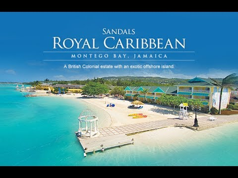 136c987243bd93 The Sandals Royal Caribbean All Inclusive Resort Travel Review - YouTube