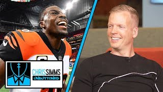 Bengals' A.J. Green on playing under new coach Zac Taylor   Chris Simms Unbuttoned