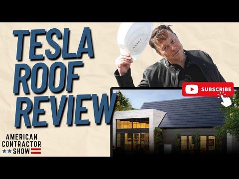 Tesla Solar Roof Review - Revolutionizing Residential Solar