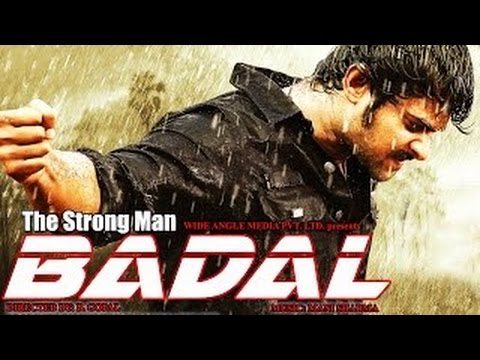 The Strong Man - Badal | Prabhas, Aarti | New Action Hindi Dubbed Movie 2015 |  Full Movie HD